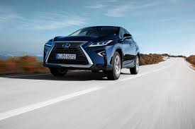 lexus suv blue lexus rx review prices specs and 0 60 time evo