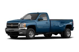 2008 chevrolet silverado 3500hd new car test drive