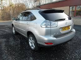 lexus rx 350 uk used lexus rx 2007 petrol 350 3 5 le 5dr 4x4 silver automatic for