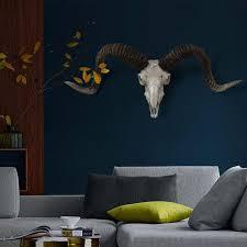 Goat Home Decor Skull Home Decor Resin Cabochon Home Decoration Accessories