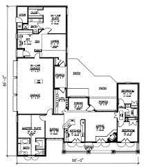 floor plans with in suite house plan chp 33848 at coolhouseplans com like the in suite