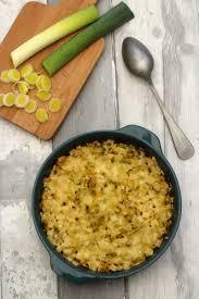 cuisiner les crozets de savoie gratin de crozets à la fondue de poireaux et beaufort amandine cooking