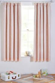 Pink Pleated Curtains Buy Sleepy Stars Blackout Pencil Pleat Curtains From The Next Uk