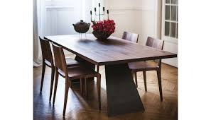 8 Seat Dining Room Table by Riva 1920 Bedrock Plank C Table 6 8 Seater In Walnut
