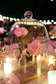 beauty and the beast wedding table decorations beauty and the beast inspired centerpiece pic