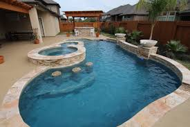 Presidential Pools Surprise Az by Wet Pools Inc Plaster Wet Edge Luna Quartz Aruba Travertine