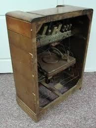 Philco Record Player Cabinet Philco 46 1209 Antique Tube Radio Phonograph Console Record Player