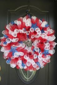 geo mesh wreath beautiful xlarge patriotic outdoor decomesh by distinctlysouthern