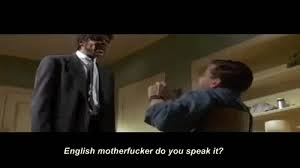 Samuel L Jackson Pulp Fiction Meme - pulp fiction gif find share on giphy