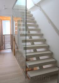 Floating Stairs Design Contemporary Floating Staircase Build Floating Staircase Indoor