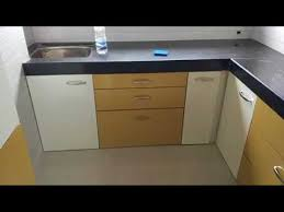 small kitchen cabinets cost simple low cost modular kitchen in small space within 1 lakh