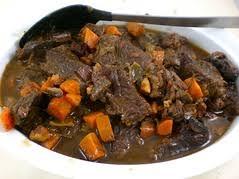 cuisiner du paleron de boeuf recette de boeuf bourguignon avec macreuse et paleron au four la