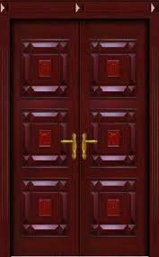 security puja room bell wooden main entrance door designs for