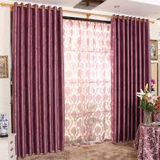 Purple Curtains For Living Room Modern Violet Living Room With Purple Curtain Ideas And Any