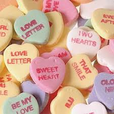 sweethearts candy classic large necco sweethearts 3lb bulk bag candy