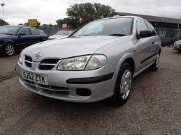 nissan almera tino 2002 used nissan almera liverpool rac cars