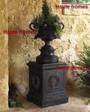 Urn Planters With Pedestal 28 Best Outdoor Decor Images On Pinterest Outdoor Decor