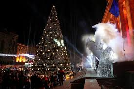 christmas tree lighting 2018 agenda ge georgia s main new year tree lights up in tbilisi