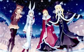 winter anime wallpaper hd winter anime wallpapers hd download free media file pixelstalk net