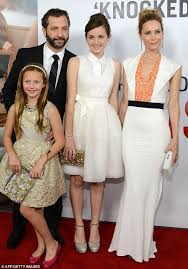 Seeking Cast Maude Leslie Mann And Director Husband Judd Apatow Are Joined By