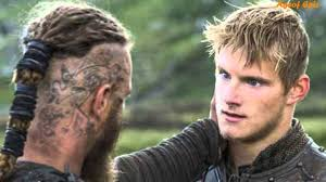 ragnar lothbrok hair vikings season 4 spoilers ragnar lothbrok story youtube