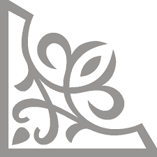 corner pattern png file corner ornament gray down left png wikimedia commons