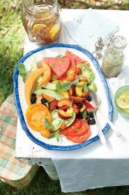 fruit salads for thanksgiving 9 fresh fruit salad recipes southern living