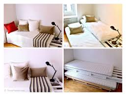 Sofa To Bunk Bed by Diy Pallet Sofa U0026 Bunk Bed U2022 1001 Pallets