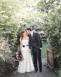 an intimate organic seattle wedding martha stewart weddings