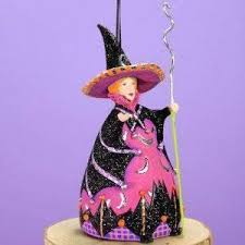 witch decorations for