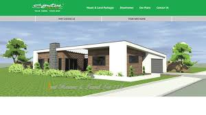 signature homes house and land packages youtube