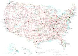 Map Of Canada And United States by Wall Map Of North America With Map Usa Wall Largemap And Canada