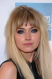 imogen poots honey blonde ombre all shades of blonde