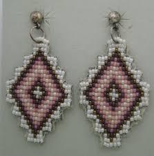 Native American Beaded Earrings Huichol Native American Beaded Earring Patterns U2013 Browse Patterns