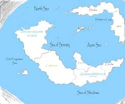 Seven Continents Map Ocean Maps Throughout Seas Of The World Map Grahamdennis Me