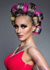 sisyin hairrollers cheveux brillant bigoudis velcros for the love of hair setting