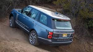 land rover range rover off road 2019 land rover range rover p400e first drive never stop exploring