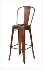 36 Inch Bar Stool Dining Room Magnificent Gold Metal Bar Stools Tufted Leather