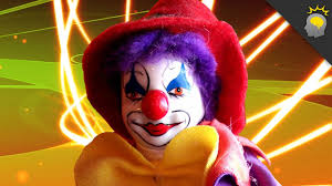 what your fear of clowns says about you epic science 79 youtube