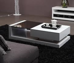 cool table designs living room nice white wood modern center table designs for