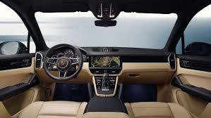 porsche concept interior porsche designers on creating the third generation cayenne
