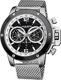 bracelet homme montre images Montre bracelet homme akribos xxiv ak515ssb amazon fr montres jpg