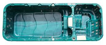 grand cayman dual zone swim spa tub