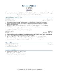 A Resume Format For A Job Form Resume Job Resume Cv Cover Letter