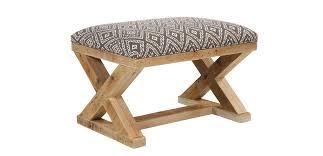 x base ottoman brownstone upholstery
