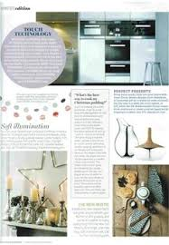 kitchen collection magazine feature in living etc magazine murphy in the press