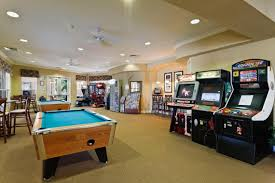 games room at windsor hills