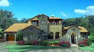 Mediterranean House Plans With Photos Mediterranean Style House Plans Plan 61 109