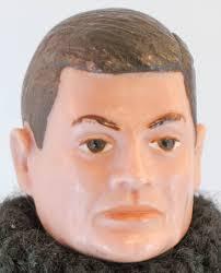 plastic hair the gi joe figure 1964 69
