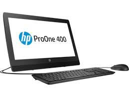 ordinateur de bureau tout en un tactile ordinateur tout en un hp proone 400 g3 20 po non tactile 2kl57ea